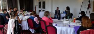 Gwyneth Moss teaches EFT