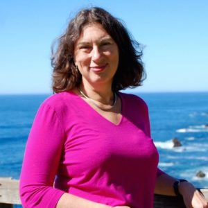 Gwyneth Moss at Esalen