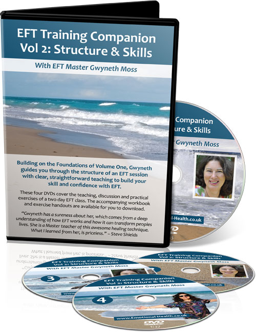 EFT Training Companion DVDs Vol2